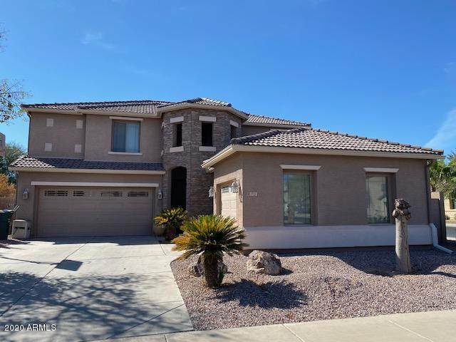 1723 N Mcdonald Street, Casa Grande, AZ 85122 (MLS #6152569) :: The Riddle Group
