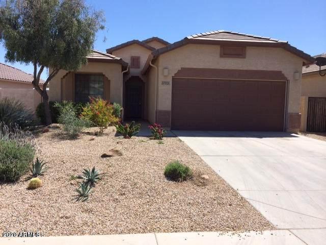 37021 W Mondragone Lane, Maricopa, AZ 85138 (MLS #6152573) :: The Garcia Group