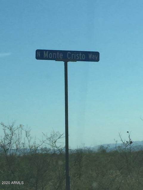Lot D N Monte Cristo Way, Huachuca City, AZ 85616 (MLS #6152595) :: My Home Group