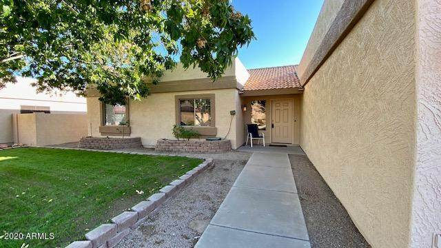 1581 E Elgin Street, Chandler, AZ 85225 (MLS #6153096) :: Homehelper Consultants