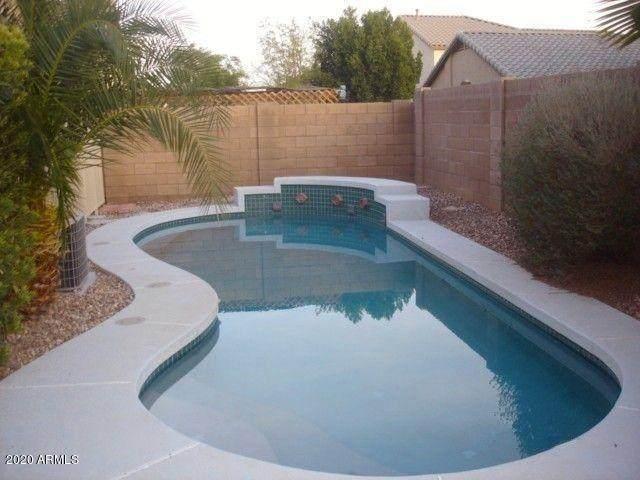 16601 W Polk Street, Goodyear, AZ 85338 (MLS #6153586) :: Brett Tanner Home Selling Team