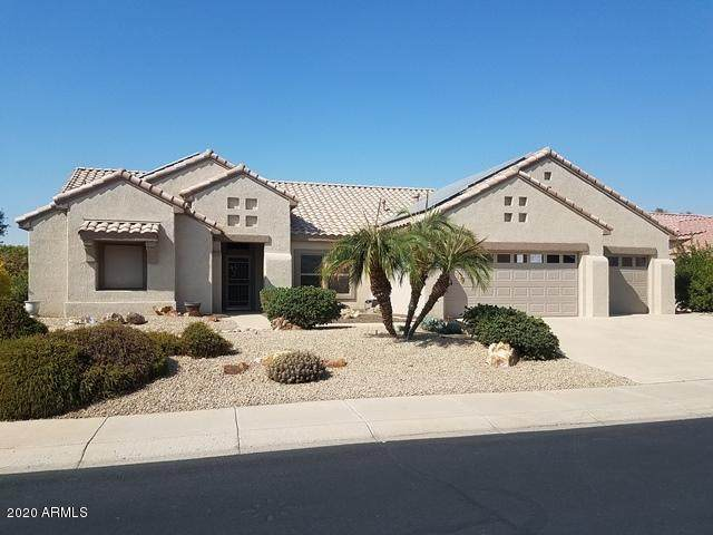 20206 N Painted Sky Drive, Surprise, AZ 85374 (MLS #6153675) :: Arizona Home Group