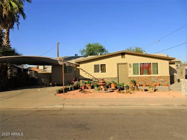 1108 N 37TH Avenue, Phoenix, AZ 85009 (MLS #6154027) :: Nate Martinez Team