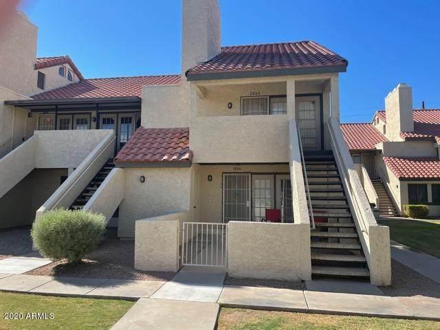 30 E Brown Road #2066, Mesa, AZ 85201 (MLS #6154382) :: Walters Realty Group