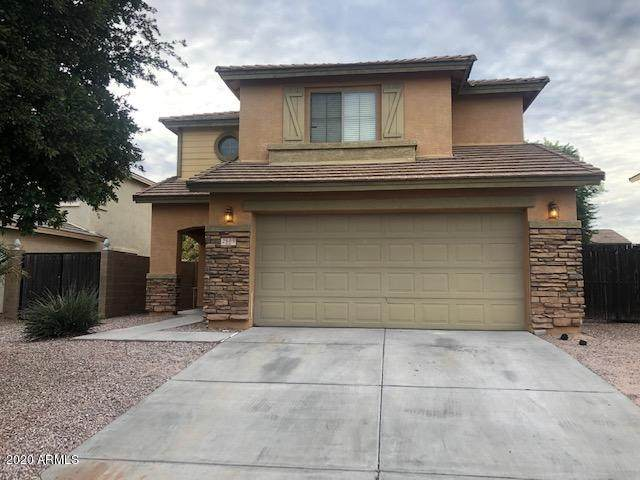 2605 W Half Moon Circle, Queen Creek, AZ 85142 (MLS #6154393) :: Service First Realty