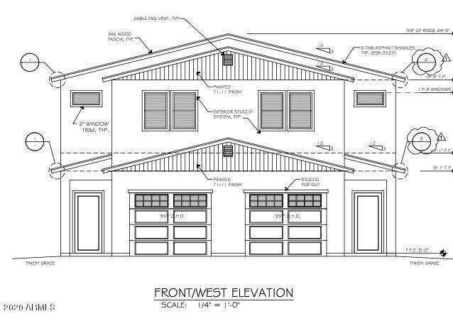 911 S 5TH Avenue, Phoenix, AZ 85003 (MLS #6155867) :: Yost Realty Group at RE/MAX Casa Grande