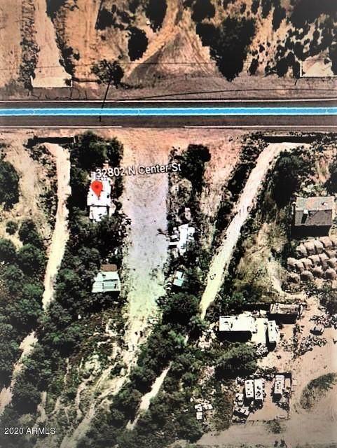 32802 N Center Street, Wittmann, AZ 85361 (MLS #6155944) :: Conway Real Estate