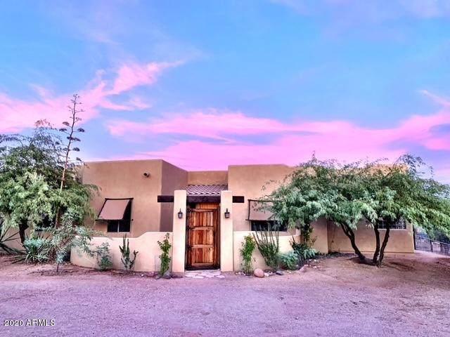 26811 N 161st Street, Scottsdale, AZ 85262 (MLS #6156509) :: John Hogen | Realty ONE Group