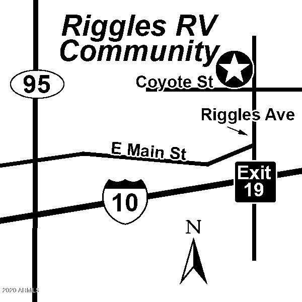240 N Riggles Avenue, Quartzsite, AZ 85346 (MLS #6157255) :: The Carin Nguyen Team