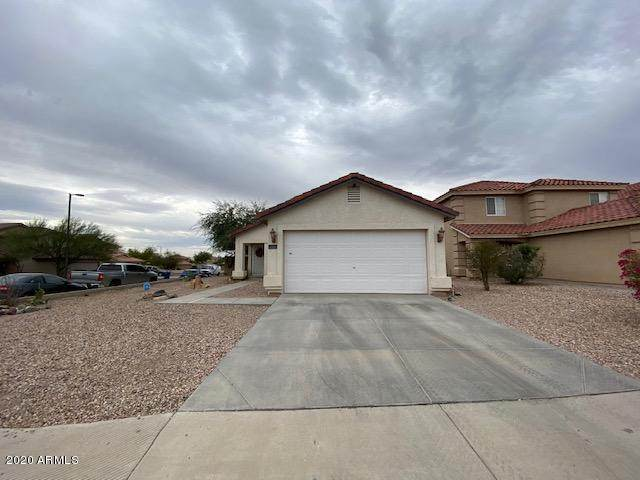 22775 W Gardenia Drive, Buckeye, AZ 85326 (MLS #6157633) :: The Daniel Montez Real Estate Group