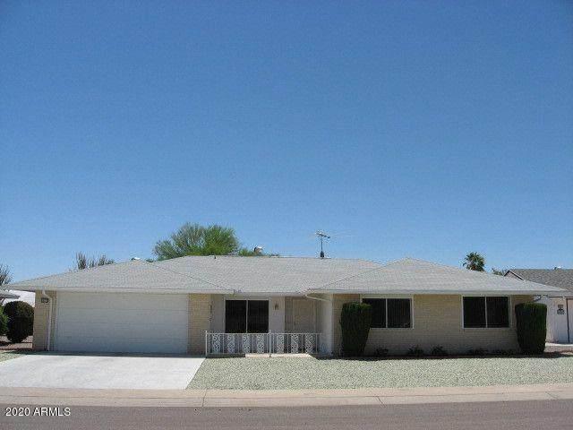 10123 W Shasta Drive, Sun City, AZ 85351 (MLS #6157692) :: Selling AZ Homes Team