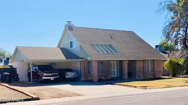 6413 W Mission Lane, Glendale, AZ 85302 (MLS #6159131) :: Midland Real Estate Alliance