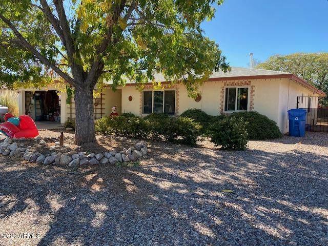 1410 Calle Amable, Sierra Vista, AZ 85635 (MLS #6160023) :: Brett Tanner Home Selling Team