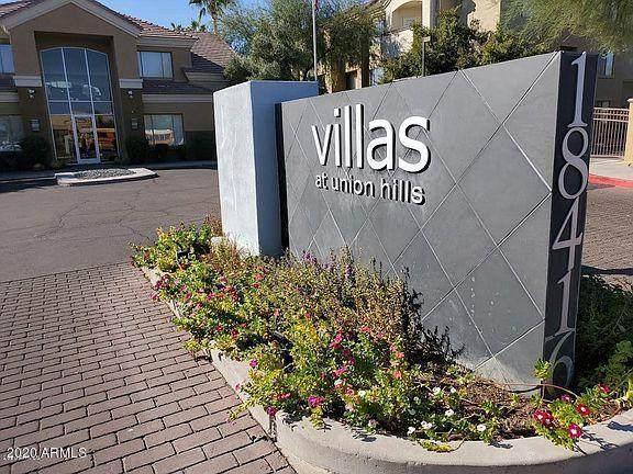 18416 N Cave Creek Road #3053, Phoenix, AZ 85032 (MLS #6160805) :: Maison DeBlanc Real Estate