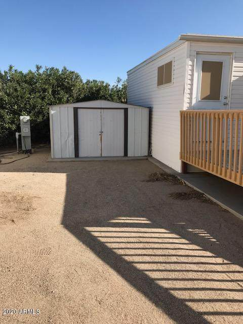 1500 S Apache Road #102, Buckeye, AZ 85326 (MLS #6160836) :: Long Realty West Valley