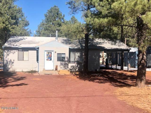 3501 E Pine Cone Drive, Williams, AZ 86046 (MLS #6161497) :: Brett Tanner Home Selling Team