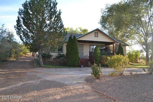 3085 W Country Club Drive, Snowflake, AZ 85937 (MLS #6161600) :: The Carin Nguyen Team