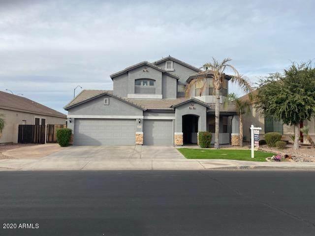 10558 E Knowles Avenue, Mesa, AZ 85209 (#6161949) :: Long Realty Company