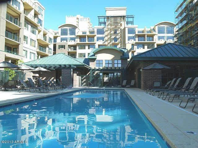 2302 N Central Avenue #609, Phoenix, AZ 85004 (MLS #6162205) :: Maison DeBlanc Real Estate