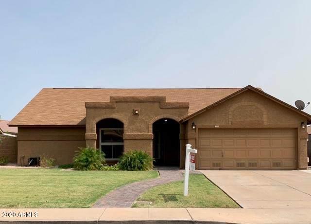 1345 N Rosemont, Mesa, AZ 85205 (MLS #6162747) :: John Hogen | Realty ONE Group