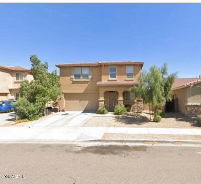 17338 W Adams Street, Goodyear, AZ 85338 (MLS #6162942) :: Kepple Real Estate Group