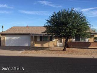 10939 W Tropicana Circle, Sun City, AZ 85351 (MLS #6163237) :: Long Realty West Valley
