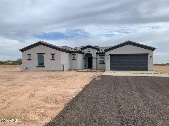 22681 N 222 Avenue, Surprise, AZ 85387 (MLS #6163503) :: Brett Tanner Home Selling Team