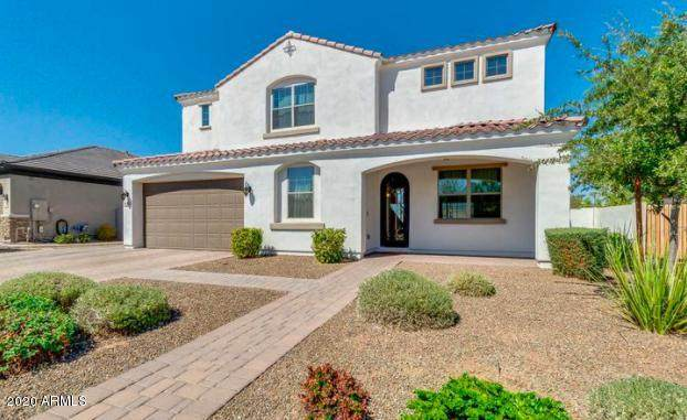 1456 W Redondo Drive, Gilbert, AZ 85233 (MLS #6163562) :: D & R Realty LLC