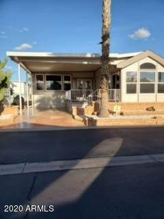 111 S Greenfield Road #424, Mesa, AZ 85206 (MLS #6163630) :: Lifestyle Partners Team