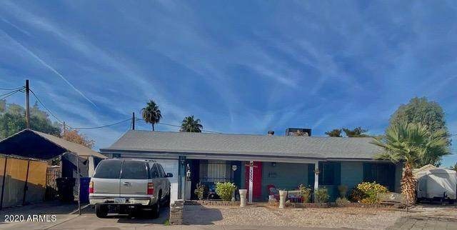 3330 N 81ST Avenue, Phoenix, AZ 85033 (MLS #6163639) :: CANAM Realty Group