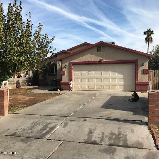 4613 S 8TH Street, Phoenix, AZ 85040 (MLS #6163659) :: The Laughton Team