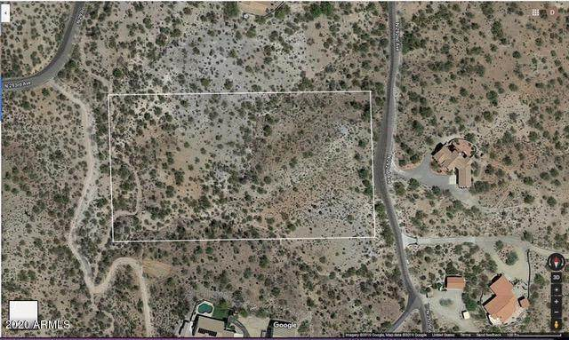 0 N 292 Avenue, Wickenburg, AZ 85390 (MLS #6163809) :: The Daniel Montez Real Estate Group