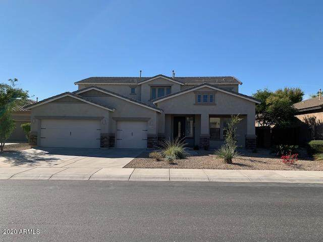 12335 W Milton Drive, Peoria, AZ 85383 (MLS #6163879) :: Klaus Team Real Estate Solutions