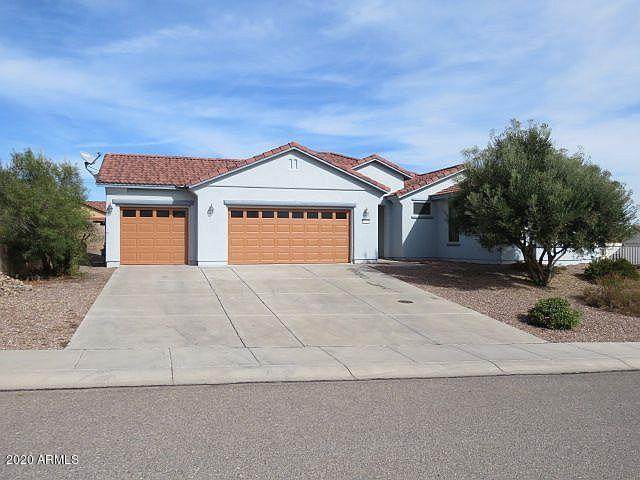 2643 Red Sky Way, Sierra Vista, AZ 85635 (MLS #6163887) :: Midland Real Estate Alliance