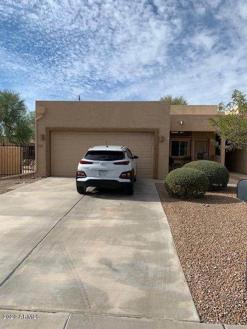 948 S Lawther Drive, Apache Junction, AZ 85120 (MLS #6163997) :: D & R Realty LLC