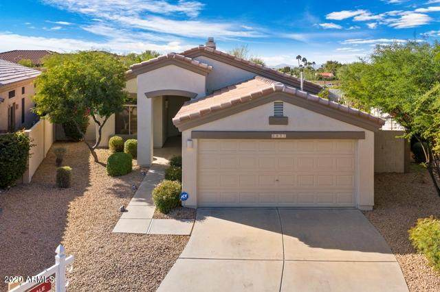 8833 E Calle Buena Vista, Scottsdale, AZ 85255 (MLS #6164766) :: Keller Williams Realty Phoenix