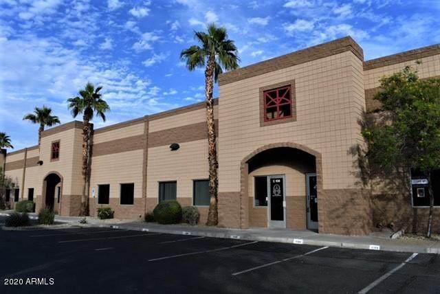 1515 W Deer Valley Road C108, Phoenix, AZ 85027 (#6164894) :: Long Realty Company