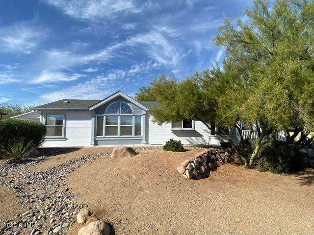 144 S Windy Hill, Roosevelt, AZ 85545 (MLS #6164981) :: Nate Martinez Team