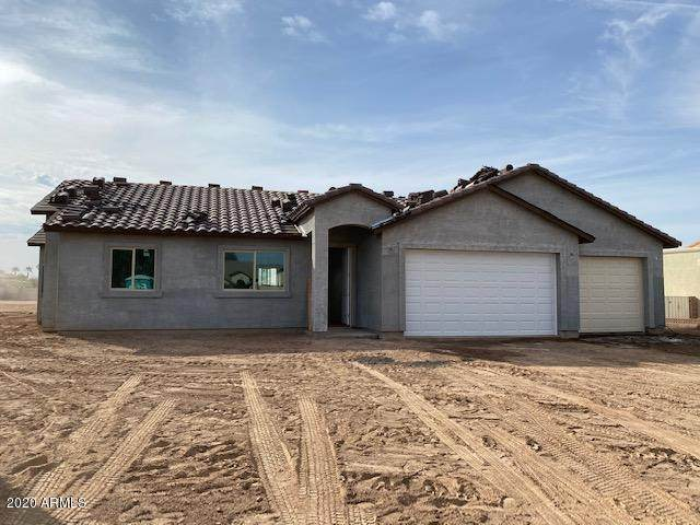 9161 W Wenden Drive, Arizona City, AZ 85123 (MLS #6165368) :: Yost Realty Group at RE/MAX Casa Grande