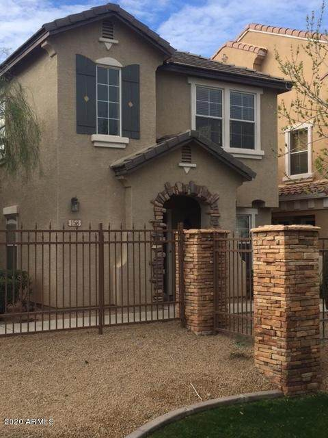 158 W Tremaine Court, Gilbert, AZ 85233 (MLS #6165442) :: Long Realty West Valley
