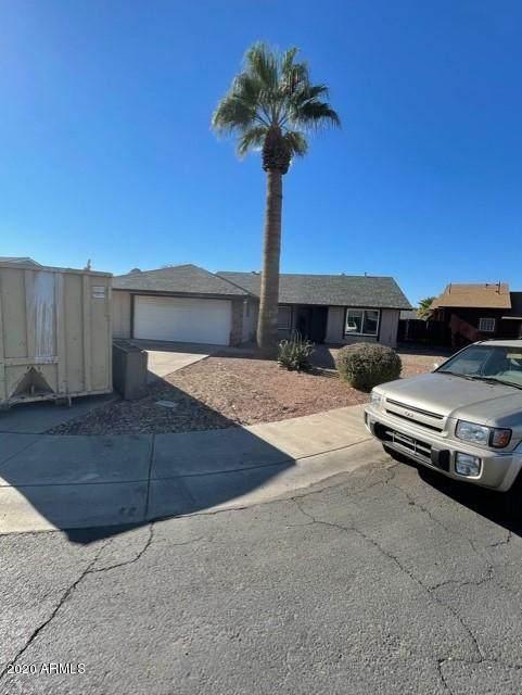 15846 N 23rd Place, Phoenix, AZ 85022 (MLS #6165703) :: Long Realty West Valley