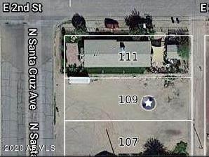109 N Santa Cruz Avenue, Eloy, AZ 85131 (MLS #6165815) :: Yost Realty Group at RE/MAX Casa Grande