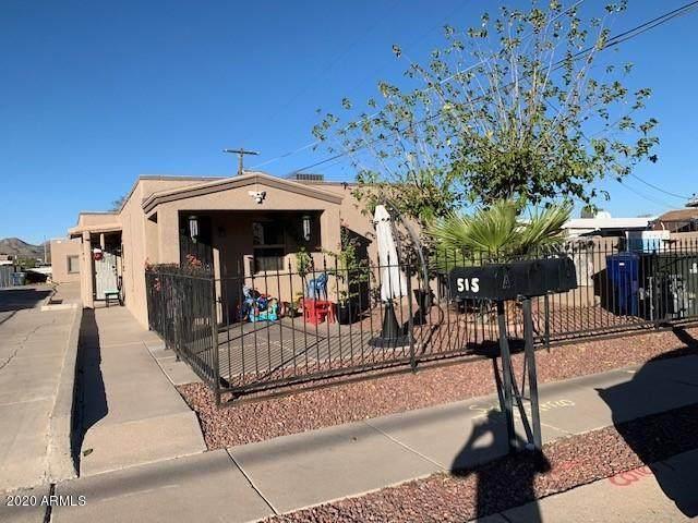 515 N Westmoreland Avenue, Tucson, AZ 85745 (MLS #6165973) :: Maison DeBlanc Real Estate