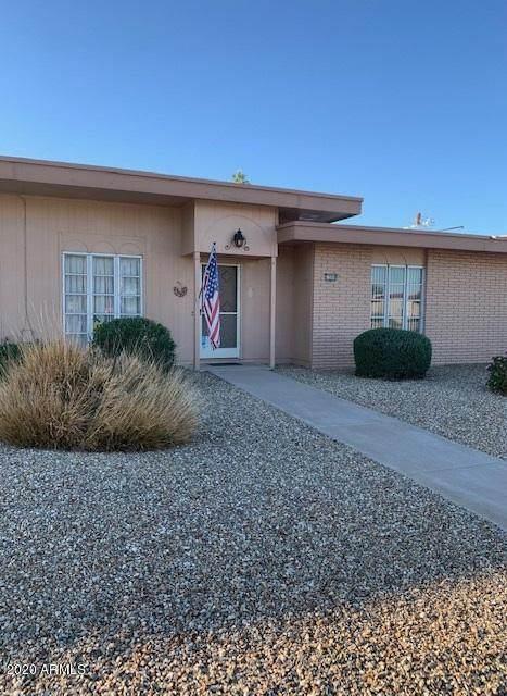 12890 N 99TH Drive, Sun City, AZ 85351 (MLS #6166004) :: Yost Realty Group at RE/MAX Casa Grande