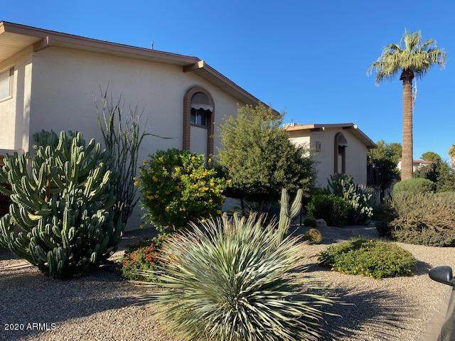 4848 N Woodmere Fairway #9, Scottsdale, AZ 85251 (MLS #6166194) :: Openshaw Real Estate Group in partnership with The Jesse Herfel Real Estate Group