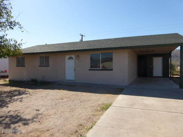 417 W Jamestown Road, Kearny, AZ 85137 (MLS #6166355) :: Power Realty Group Model Home Center