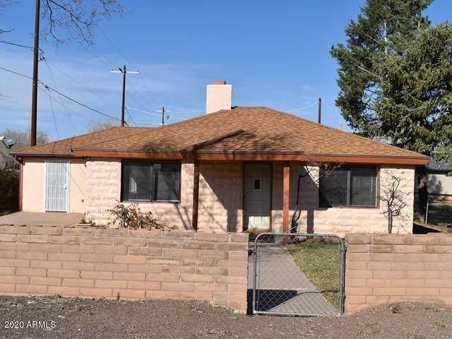 880 E Hall, Show Low, AZ 85901 (MLS #6166460) :: My Home Group