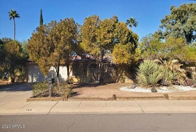 144 W Thunderbird Road, Phoenix, AZ 85023 (MLS #6166528) :: The Kurek Group