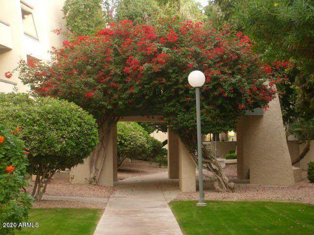 7625 E Camelback Road A214, Scottsdale, AZ 85251 (MLS #6166687) :: Long Realty West Valley