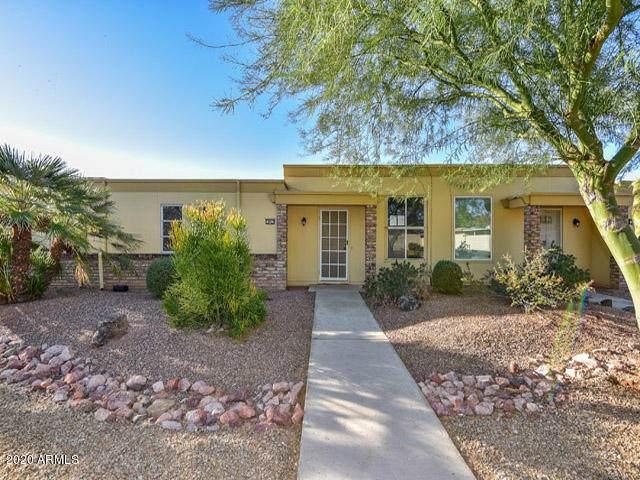 10013 W Forrester Drive, Sun City, AZ 85351 (MLS #6166907) :: Yost Realty Group at RE/MAX Casa Grande